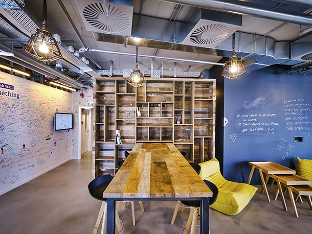 Facebook office israel darc magazine - Office pictures ...