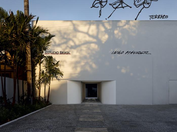 ingo maurer opens s o paulo showroom darc magazine. Black Bedroom Furniture Sets. Home Design Ideas