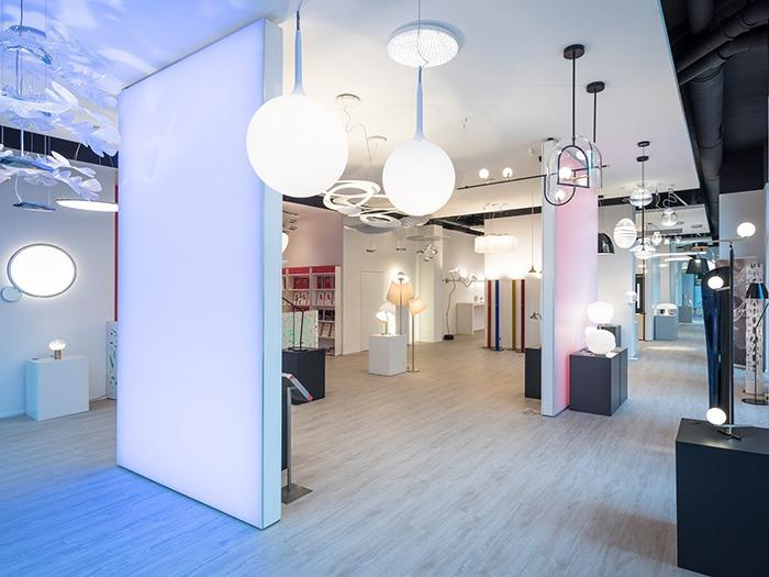 Artemide completes competence centre in zurich darc magazine